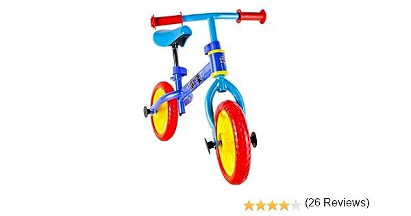 PAW PATROL Bicicleta correpasillos (Darpeje OPAW043): Amazon.es ...