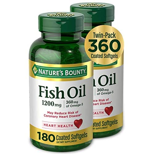 Fish Oil by Nature's...