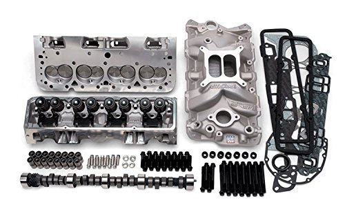 Edelbrock 2022 E-Street Power Package Top End Engine Kit