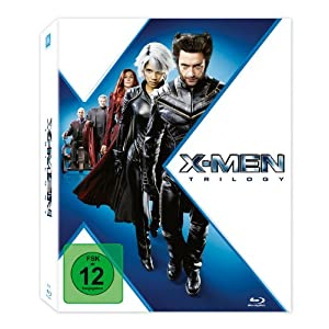 51oxmuzBBeL. SL500 AA300  Limitierte X Men – Trilogie (inkl. Kinokarte) [Blu ray] nur 25,99€