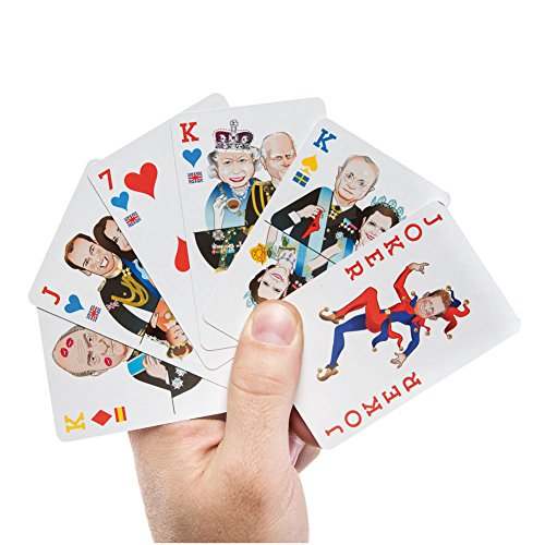 Royal Flush Poker Cards - 2
