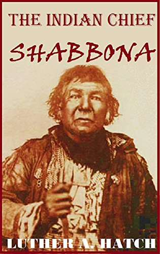 Bull Indian Print (The Indian Chief Shabbona)