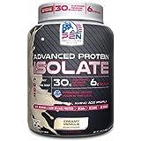 P2N Peak Performance Nutrition P2N Advanced Protein Isolate, Vanilla, 2 Pound