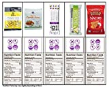 Vegan and Gluten Free Snack Box Care Package