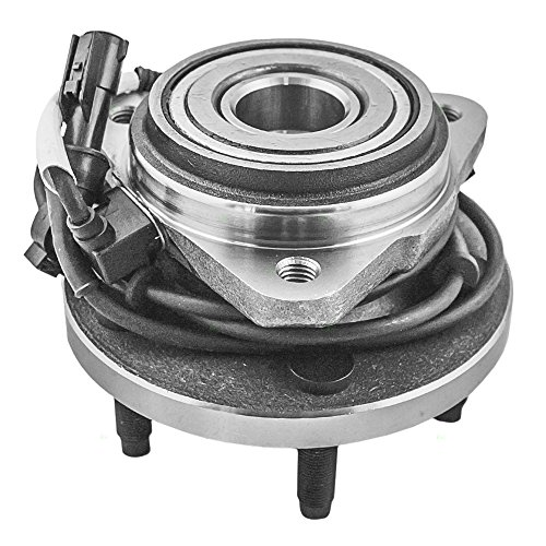 Front Wheel Hub Bearing Assembly Replacement for Ford Mazda Lincoln Mercury SUV Pickup Truck 1F8033061