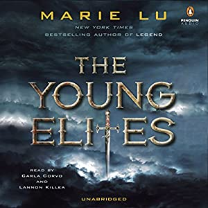 The Young Elites Hörbuch