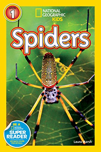 You don't have to look far to see a spider's web—in the corner of the window, on a fence, or in a bush—spiders make their homes everywhere. And there are so many kinds of spiders! Some red, some blue, yellow, and more…all fascinating. Amazing...