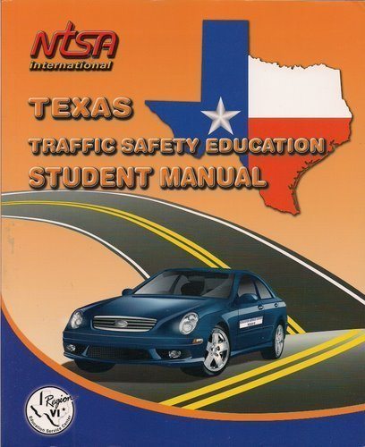 Texas Traffic Safety Education Student Manual