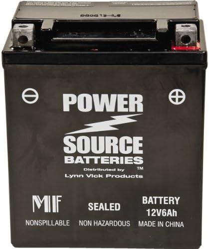 Power Source WP14-BS - Batería para televisor (fabricada por WP12-BS): Amazon.es: Coche y moto