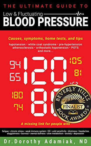 Ultimate Guide Fluctuating Blood Pressure ebook product image