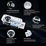 Eogifee Car LED Door Courtesy LED Laser Projector