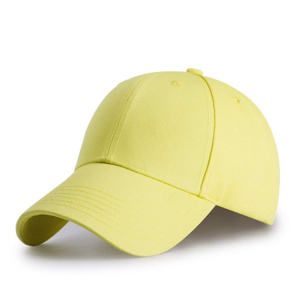 YUANBAOG Sombreros de béisbol Blancos Un Sombrero Completo Gorros ...