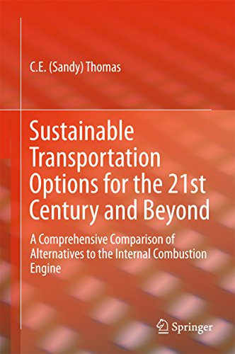 Sustainable Transportation Options for the 21st Century and Beyond: A Comprehensive Comparison of Alternatives to the Internal Combustion - Engine Tech 21 Power