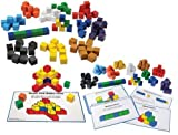 Constructive Playthings ID-2 Set of Patterns and Cubical Counting Blocks - Learning Activity