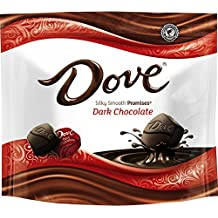 Dove Promises Candy Bag, Dark Chocolate, 8.46 Ounce (Pack of 8)
