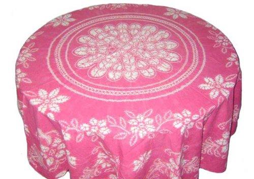 Hand Batik 100% Cotton Tablecloth Wall Hanging 84 (Hand Batik Cotton Table Runner)