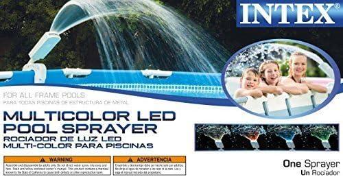 INTEX Cascada de Luz Led: Amazon.es: Juguetes y juegos
