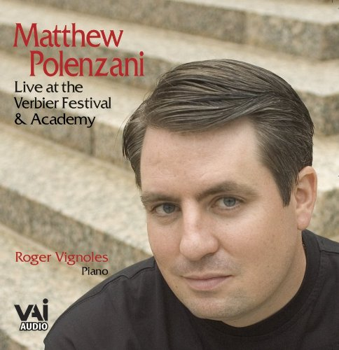 Matthew Polenzani Live at the Verbier Festival & Academy by Video Artists Int'L