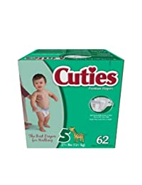 Cuties JR Club Premium Diapers (5) 62 CASE BOBEBE Online Baby Store From New York to Miami and Los Angeles