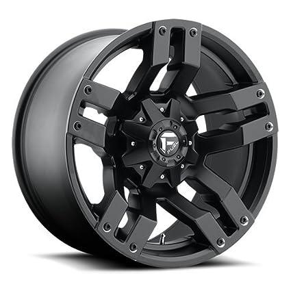 Fuel Wheels 20x9 >> Amazon Com Fuel Offroad Wheels D515 20x9 Pump 5x5 55x150