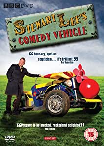 Stewart Lee's Comedy Vehicle 2-DVD Set [Region 2]