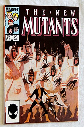 new-mutants-28-1985-comic-book-marvel-comics-1985-a-used-comic-book-graded-95-first-printing-chris-c