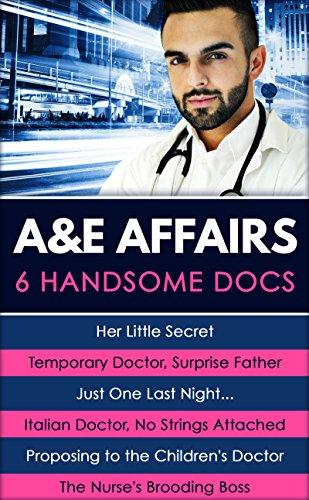 book cover of A&E Affairs