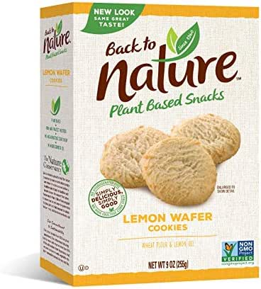 Cookies: Back to Nature