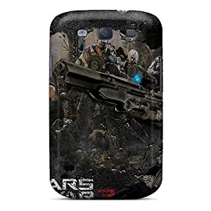 Wilsongoods66 HnX7317esKJ Cases Covers Skin For Galaxy S3 (gears Of War 3)