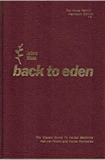 Back to eden classic guide to herbal medicine natural food and back to eden fandeluxe Images