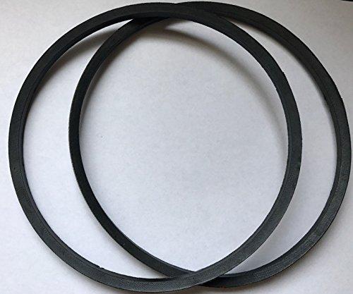2 New Belts Delta Cross Hair Laser 16 1/2 inch Drill Press 17-900 17-950L DP400