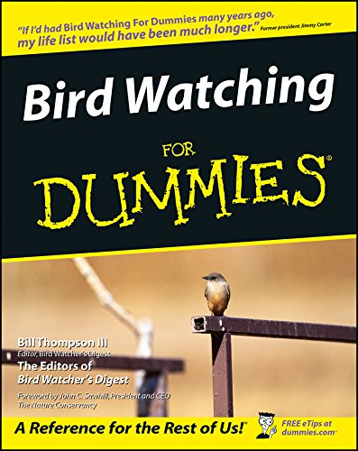 Bird Watching For Dummies PDF