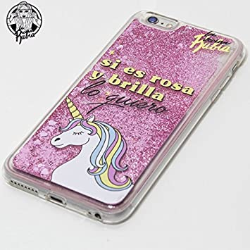 carcasa iphone 8 unicornio
