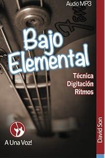 Bajo Elemental: Fundamentos del Bajo Eléctrico: Volume 1