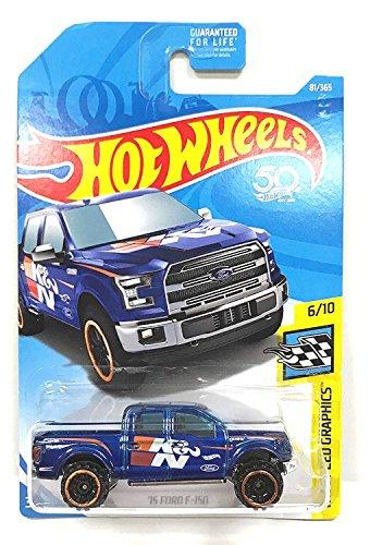 Hot Wheels 2018 50th Anniversary HW Speed Graphics