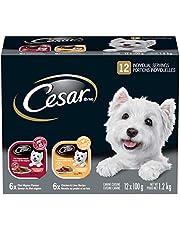 Cesar Entrées Food Trays for Dogs - Filet Mignon