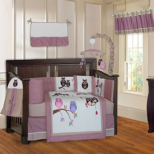 Piece Baby Crib Bedding Set ()