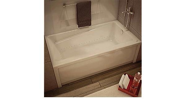 Bathtub. Acrylic Construction MAAX New Town Aerosens Hygienic Air ...