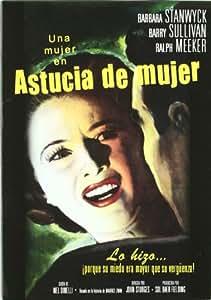Astucia de Mujer [DVD]