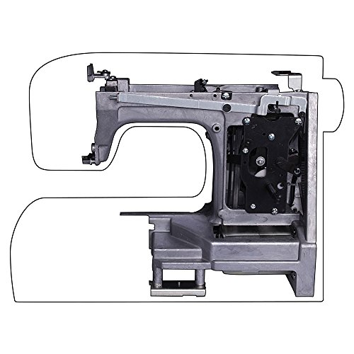 037431885661 - Singer 1304 Start Free Arm Sewing Machine with 6 Built-In Stitches carousel main 1