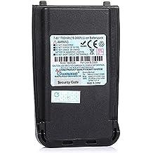 Wouxun 1700mAh Original Battery for Wouxun UV-8D Black
