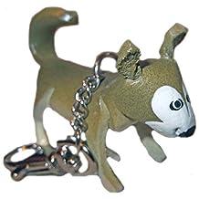 Dog Lover Gift - Malamute Dog Purse Charm - Gift Accessory