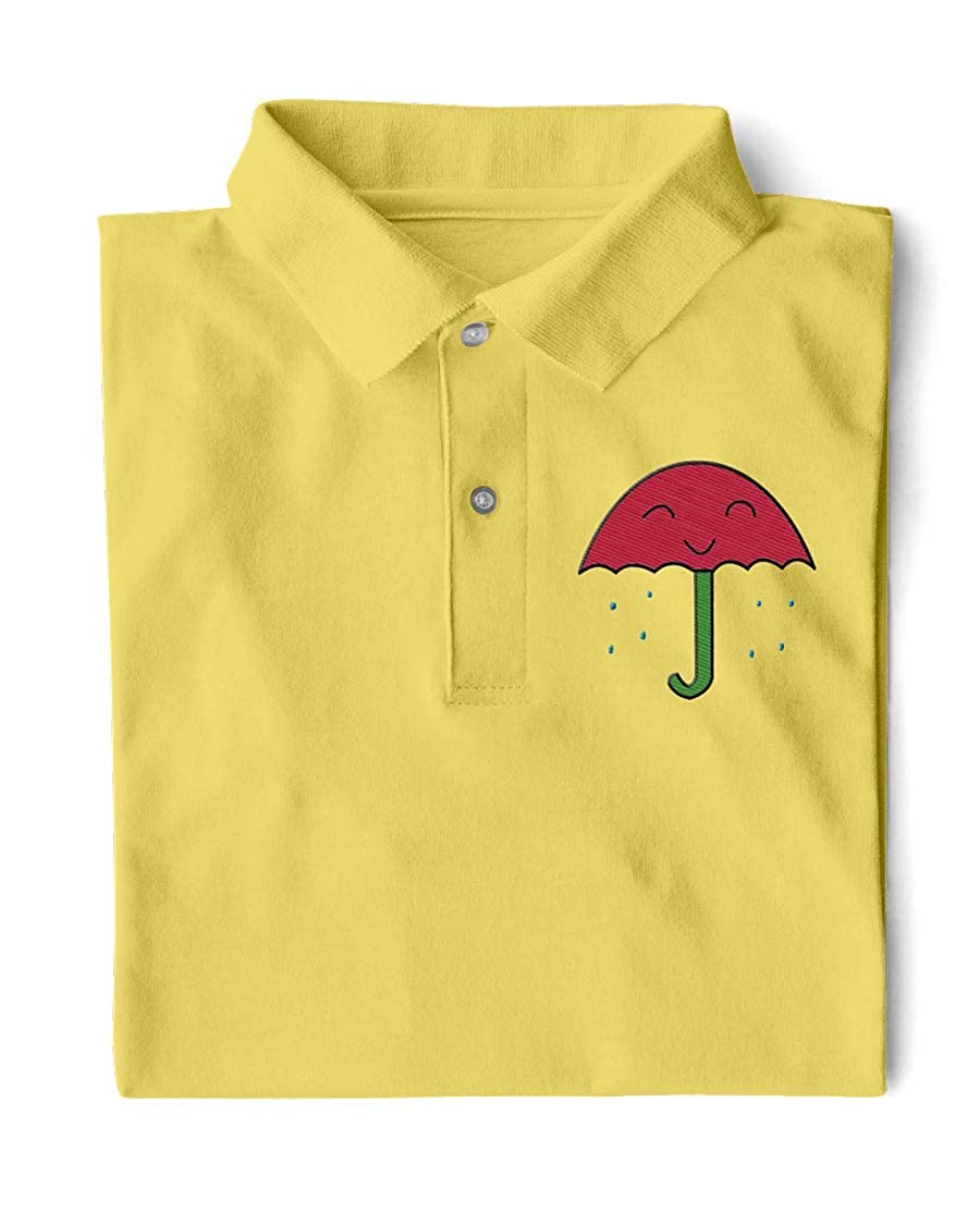Linda Youngss LYS Rain Classic Polo Sunshine XL
