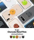Ringke Magnetic Character Metal Plate Kit - Animal