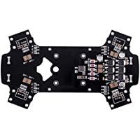 2804-X1 Immersion Gold Board for CC3D or Naze32 FC - Black