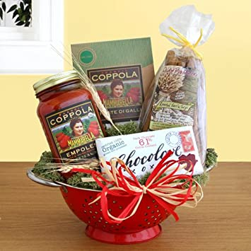 Amazon.com : Organic Italian Feast Mother's Day Gift Idea Christmas ...