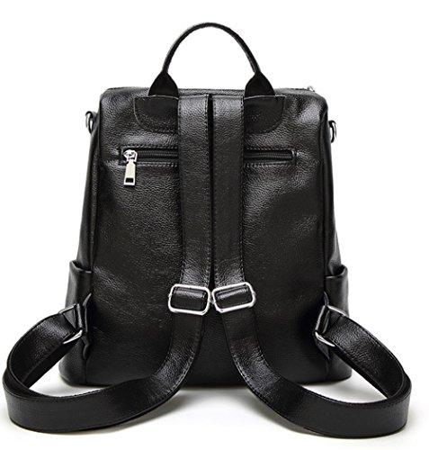 Sac HAOYUXIANG simple cent loisirs pour backpack bandoulière mode femmes à marée lap fqdHwqxrOT