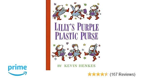 Lillys Purple Plastic Purse Kevin Henkes 9780688128975 Amazon