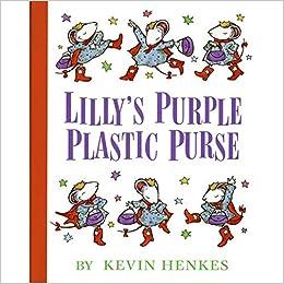 69d8c5c349 Lilly's Purple Plastic Purse: Kevin Henkes: 9780688128975: Amazon ...