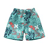 George Jimmy Kids Quick-drying Pants Casual Board Shorts Beach Shorts Travel-01
